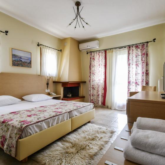 Arhontiko Liamas - Standard Double Room